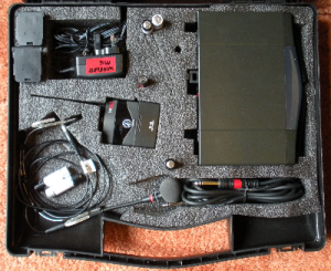 Head Mic  Packed into the case